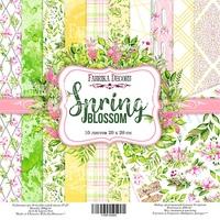 Набор скрапбумаги Spring blossom, 20x20см, Фабрика Декору 180 р. 1 шт. в наличии