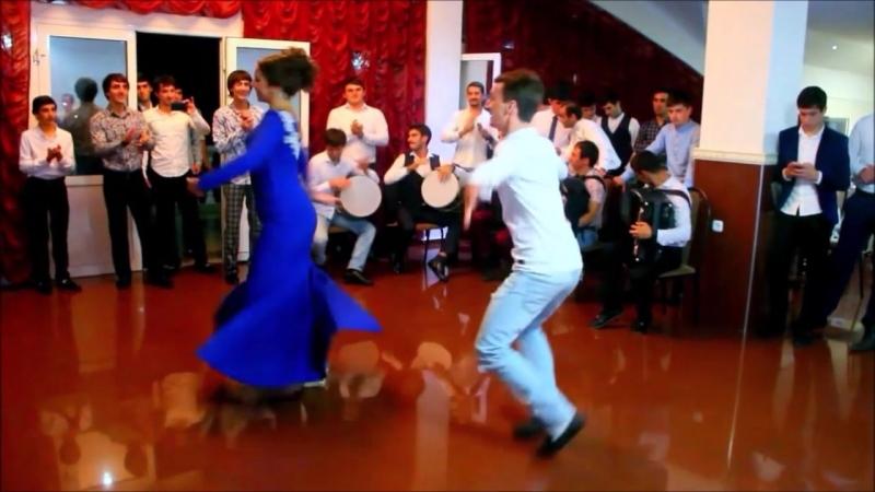 Марат Созаев танцор из Северной Осетии зажигает