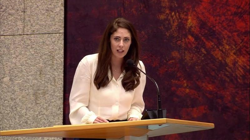 You'll Own Nothing and be happy uitgesproken in de Tweede Kamer Maiden speech Simone Kerseboom