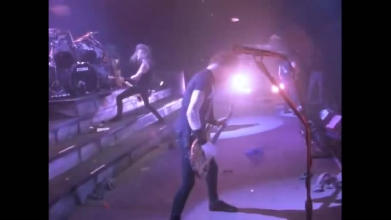Metallica - ...And Justice For All (Live On August 29, 1989 At The Seattle Coliseum In Seattle, WA)[1080p].