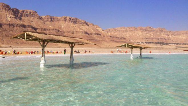 Мертвое море, изображение №11