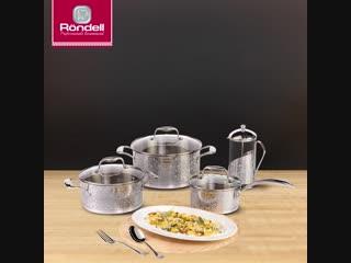 Коллекции посуды ajour и black jacquard бренда röndell получили награды в рамках «kitchen innovation of the year 2019»