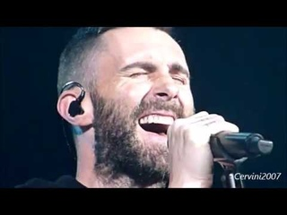 Maroon 5 Full Concert, Feb 2019, High Quality, Up Close!  Red Pill Blues Tour