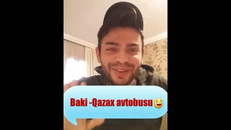 Elcin Viner Baki - Qazax Aftobusu