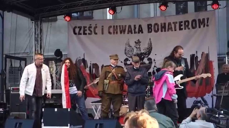 CONTRA MUNDUM Hymn V Brygady Wileńskiej 3 X 2015