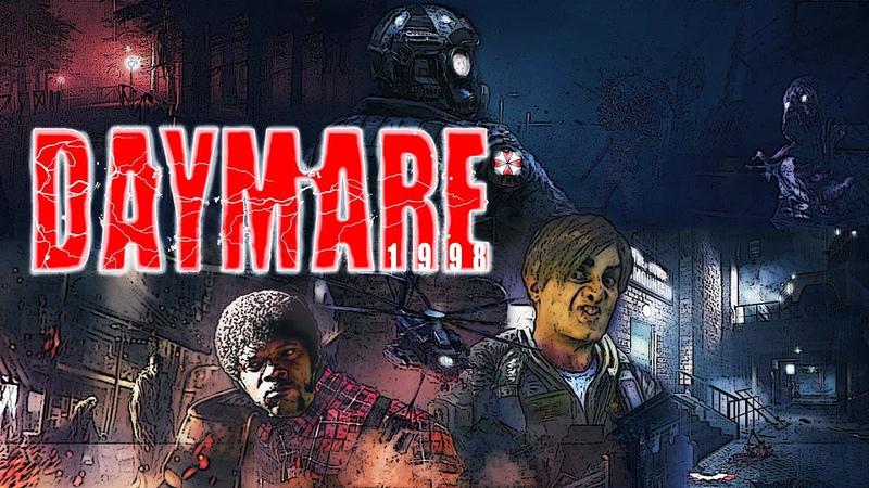 Итальянский Resident Evil на минималках Обзор Daymare 1998