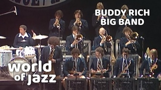 Buddy Rich Big Band Live At The North Sea Jazz Festival • 15-07-1978 • World of Jazz
