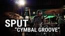 Meinl Cymbals Robert 'Sput' Searight Cymbal Groove