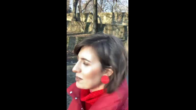 Кристина Голованова атмосф портрет креатив