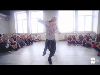 Rudimental - Free choreography by Ana Turchina - Danceshot 18 - Dance Centre Myway