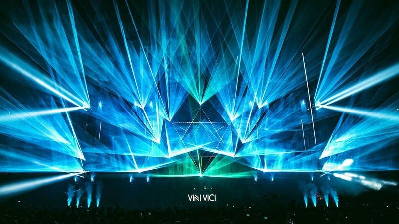 Vini Vici Where The Heart Is Live at Transmission Prague 2018 4K