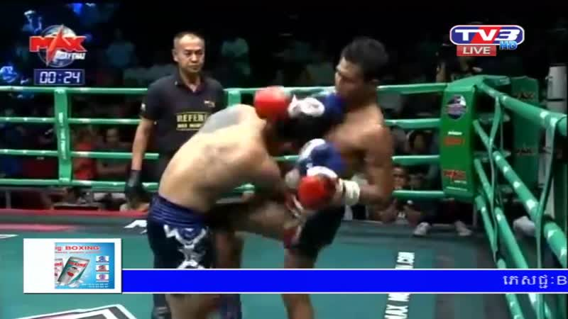 Max Muay Thai Global Fight 20.08.2019