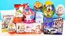 СЮРПРИЗ MIX! Winx Club, ORBEEZ, Черепашки-ниндзя, LEGO, Frozen, Мимимишки Unboxing Kinder Surprise