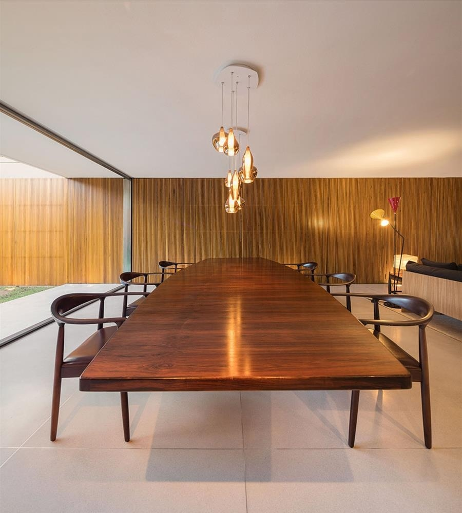 C C House по проекту архитектурного бюро Studio MK27, Бразилия.