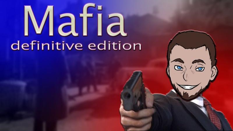 Из таксиста в бандоса Mafia definitive edition 1
