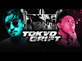 Rich Brian x bbno$ - TOKYO DRIFT FREESTYLE (mashup)