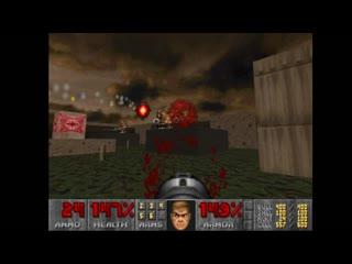 DEAD SIMPLE!!! (Doom II: Hell on Earth, сложность - Hurt me plenty)