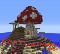 грибы в майнкрафте #6