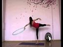 Обучающее видео - Танец с обручем (хупинг), Базовый уровень