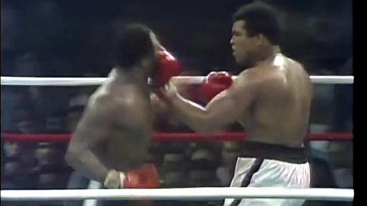 1975 10 01 Muhammad Ali vs Joe Frazier III Али Фрейзер 3