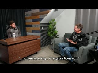 Theo Von & Jim Breuer Norm Macdonald Stories / Джим Брюер и Тео Вон - История о Норме Макдональде (2021)