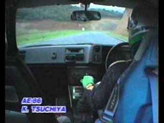 Toyota Corolla Levin AE86 vs. Toyota Corolla Levin AE101 Super Strut Suspension