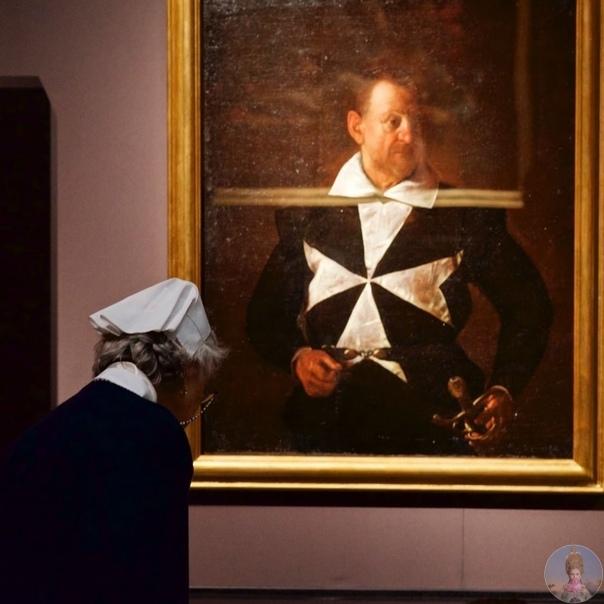Стефан Драшан часами просиживает в музеях, чтобы поймать кадр, в котором посетитель и картина идеально подходят друг другу