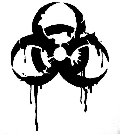 тату рисунки радиация долговечность