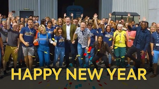 Happy New Year! | Doctor Who