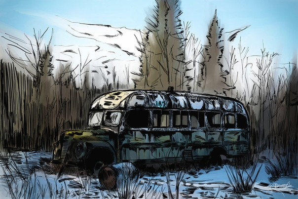 chris mccandless pictures - 604×403