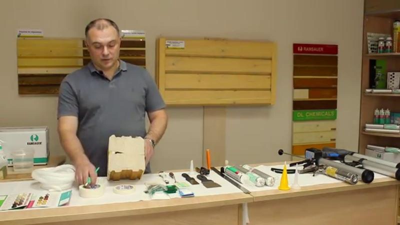Герметик для деревянных домов: выбор инструмента, заполнение швов и трещин