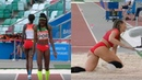 Women's long jump Qualification - part 2 | European games