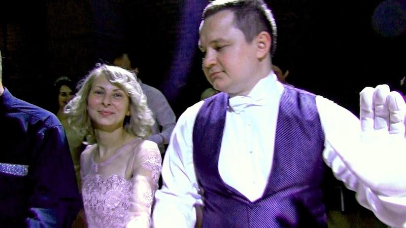 Московская кадриль Танцевальный вечер в честь Покровителей семьи балансе рф