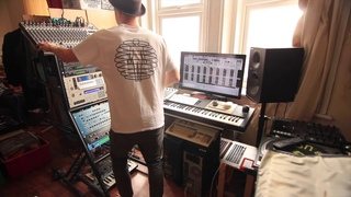 Pete Cannon/Amiga/Akai/Korg - Live hardcore straight off the desk