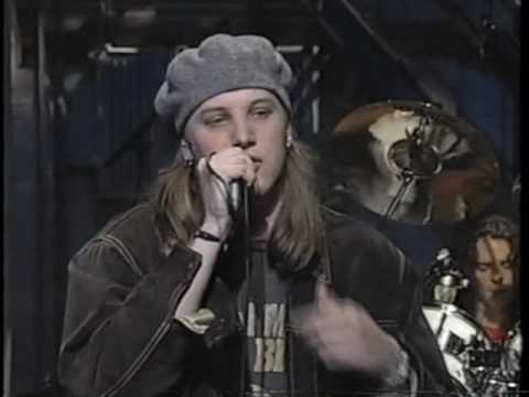 Candlebox - Far Behind - Letterman