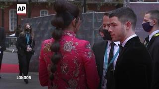 Priyanka Chopra Jonas' readjustment to red carpet life