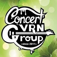 Логотип Concertvrn group-организация концертов. Воронеж