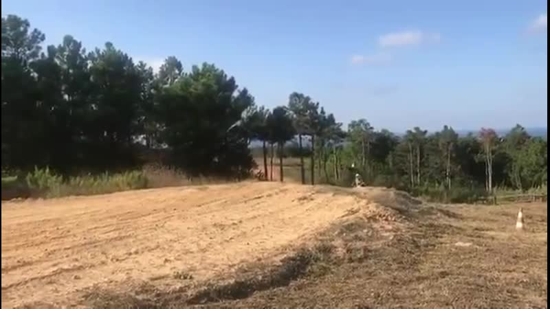 TBT August 20, 2017, three years ago ... - Kivanç shared this video practicing moto cross on his Instagram account