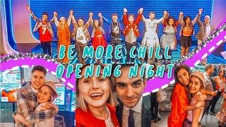 BE MORE CHILL LONDON Opening Night   See The Merchandise & The Bows   Meet The Cast & Creatives