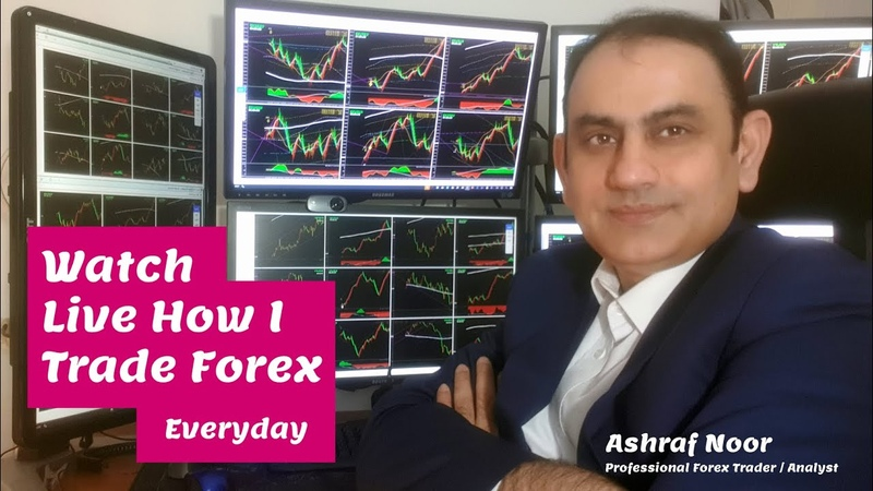 106 Pips Trading Forex Live on Friday 31st of July, 2020 Based on Live Forex Analysis.
