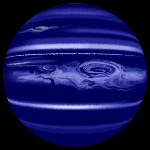 Окрестности Нептуна посещались лишь одним зондом —...