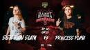 SISTA RAW SLAM vs PRINCESS PLAYA Top 24 Boys BUCKALITY vol 3