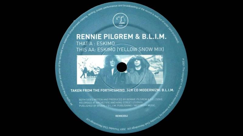 Rennie Pilgrem B L I M Eskimo Yellow Snow Mix