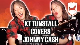 KT Tunstall Covers Johnny Cash's 'I Won't Back Down' | BrewDog Open Arms