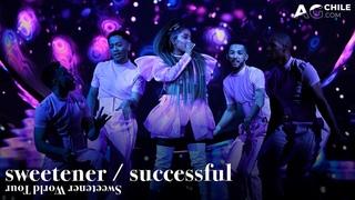 Ariana Grande - sweetener / successful (sweetener world tour DVD)