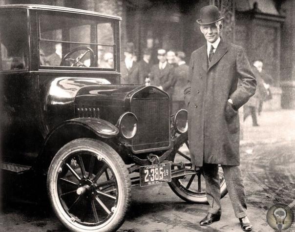 Генри Форд был отцом автомобилестроения и автором революционной технологии, которая радикально изменила весь мир