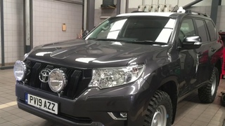 New Toyota Land Cruiser Modifications