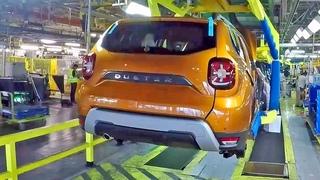 Dacia Duster (2020) Production Line – Romanian Car Factory