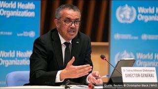 WHO-Vertreter: Ende der Pandemie in Sicht–offenbar auch ohne Impfung   WHO gegen Impfpass   uvm.
