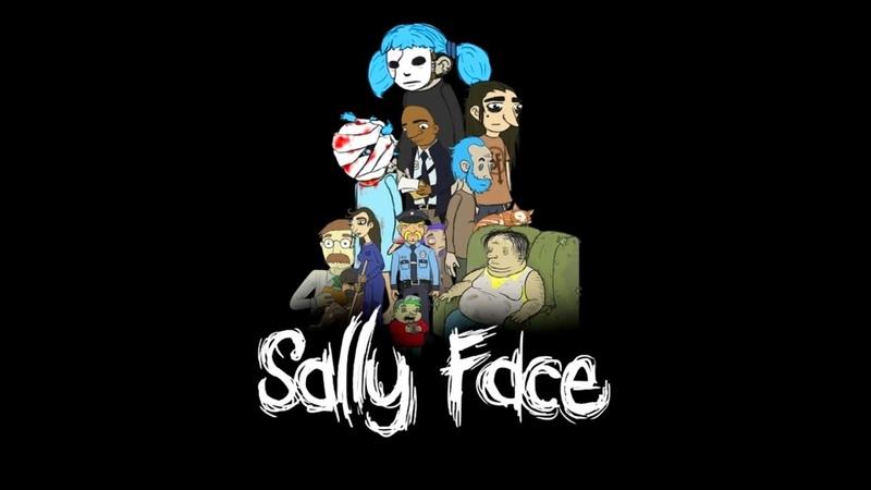 Sally Face Странные Соседи Часть 1
